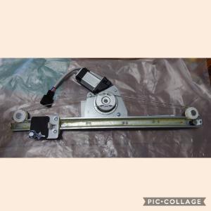 ウインドウレギュレーター交換(FIAT500)