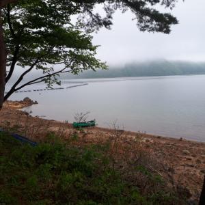 2020沼沢湖ヒメマス釣り⑱