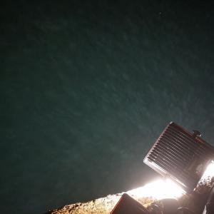 タチウオ調査に行って海の状況を見て来た!!