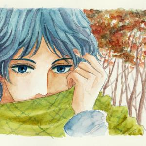 秋の風景…アナログ