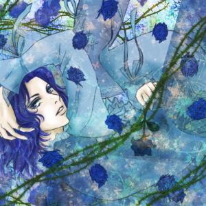 青薔薇エリュ、完成~と、千秋楽ライブヴュー