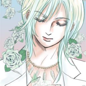 白薔薇エリュと、妄想物語。