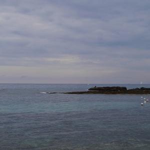 バカンス3日目、遺跡や海や、きれいなマリエの町