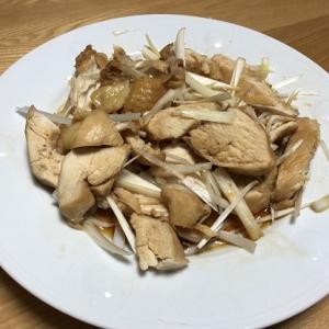 レッツ・クッキング(ピリッと旨い鶏チャーシュー&明太バター醬油クリームうどん)