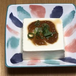 レッツ・クッキング(豆腐の味噌田楽&おつまみ角煮)