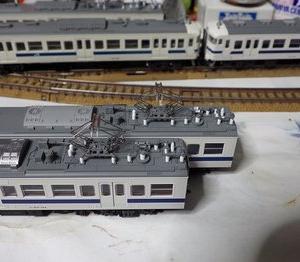 KATO 415系(常磐線・新色)その3(改造編)