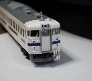 KATO 415系(常磐線・新色)その2(改造編)