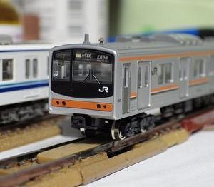 KATO 10-466 205系(武蔵野線色) 8両セット(その2)