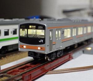 KATO 10-466 205系(武蔵野線色) 8両セット(その3)