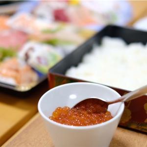 イクラ手巻き寿司&ボードゲームの集い