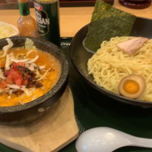 【東京餃子食堂】石鍋辛味噌つけ麺