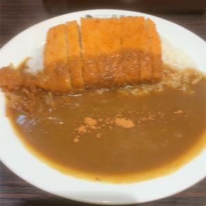 【CoCo壱】やっぱり美味いチキンカツ