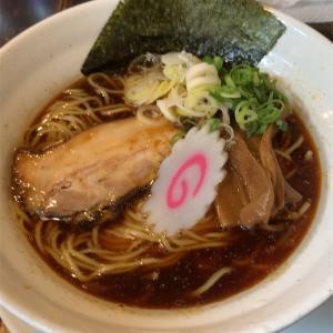 【麺蔵 もみじ】地鶏醤油ラーメン