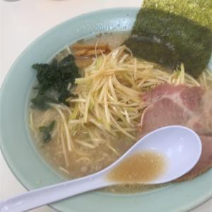 【ラーメンショップ椿】お昼ご飯に、ねぎラーメン