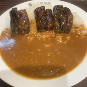 【CoCo壱】絶品のナスカレー