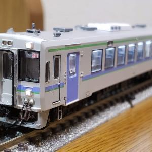 GM キハ150形(富良野線)のグレードアップ