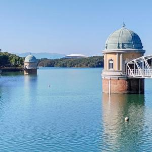 【ダムめぐり】都民の飲料水源!多摩の3大アースダム~村山下ダム編~ (2020/11/5)