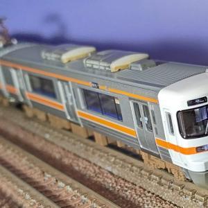 TOMIX 313系2300番台のグレードアップ