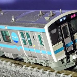 マイクロエース キハE130(八戸線) のグレードアップ