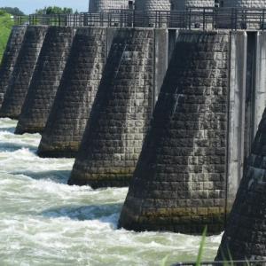 上越新幹線やコシヒカリの原点!?新潟の巨大水路「大河津分水」 (2021/7/21)