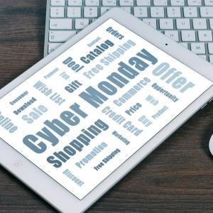 【Amazon】今年最後のビッグセール「サイバーマンデー」で買い物しよう【Cyber Monday】