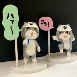 【第2弾】仕事猫ミニフィギュアコレクション2の販売が決定【人気ガチャ】
