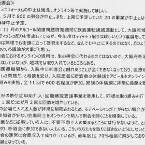 大阪府依存症関連機関連携会議