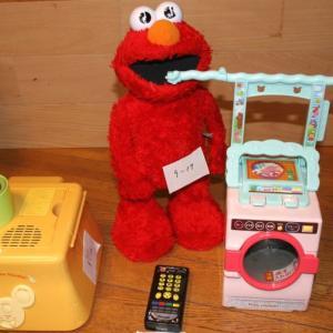 今日はおもちゃ病院