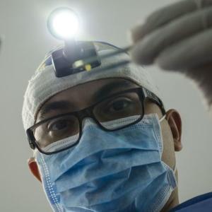 歯医者が怖いんです