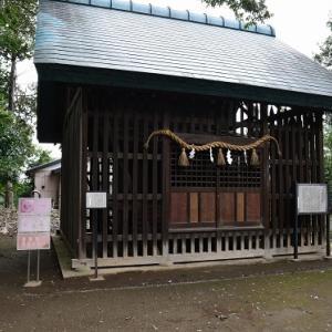 中山神社旧社殿