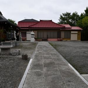 力石-高曽根稲荷神社(さいたま市)
