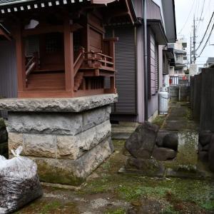 力石 - 西谷霊園(さいたま市)
