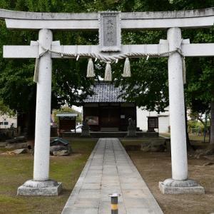 天神神社 (幸手市中) の力石