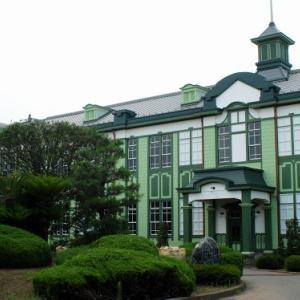 二層楼 深谷商業高等学校記念館