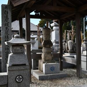 白蓮院の墓