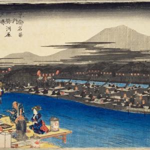 四条河原は京都の盛り場