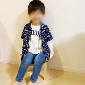 【4歳】衣替えしたら飽和状態だった…!