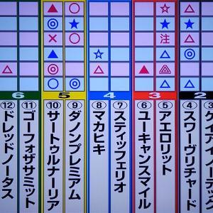 10/27 天皇賞(秋) ・最終勝負