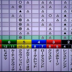 阪神ジュベナイルF枠順確定 12/7 狙い馬・最終勝負