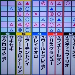 12/22 勝負R・狙い馬・有馬記念・データ