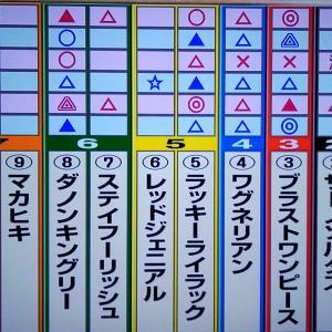 4/5 大阪杯・狙い馬・最終勝負