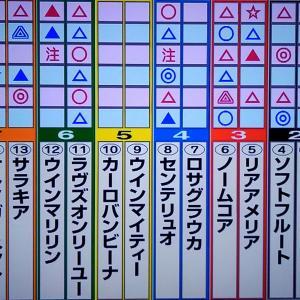 11/15 エリザベス女王杯・狙い馬・最終勝負
