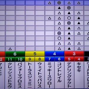 ジャパンカップ・枠順確定・プチデータ
