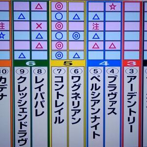 4/4 大阪杯・狙い目・最終勝負
