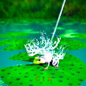 <CG>「大丈夫ですか?」 ~カエルのツラに小便だもん^^~