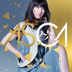 <CD & Hi-Res>『ASCA』– RESISTER (CD) + RUST (Hi-Res)