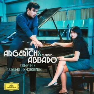 <CD全集>『アルゲリッチ&アバド~コンチェルト・レコーディング全集』