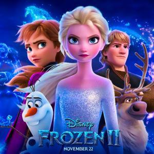 <Blu-ray>『アナと雪の女王2』 ~映画館でなくBlu-rayで鑑賞、しかも英語版~
