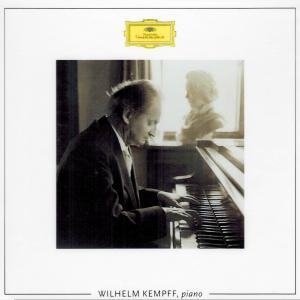 <CD BOX>『ヴィルヘルム・ケンプ/ソロ・ピアノ・レコーディングス』(CD35枚組)