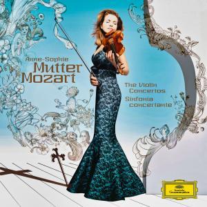 <Hi-Res>アンネ=ゾフィー・ムター『モーツァルト:ヴァイオリン協奏曲全集(全5曲) 協奏交響曲 K364』 (モーツァルト生誕250年記念)